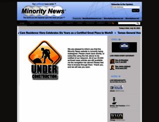 blackradionetwork.com screenshot