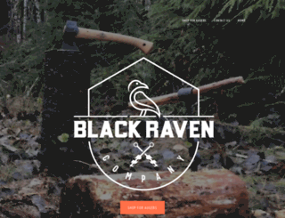 blackraven.com screenshot