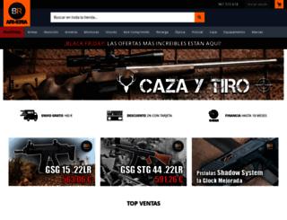 blackrecon.com screenshot