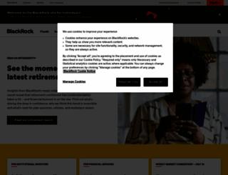 blackrock.com screenshot