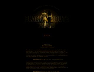 blackroute2.com screenshot
