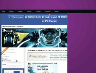 blackstadium.com screenshot