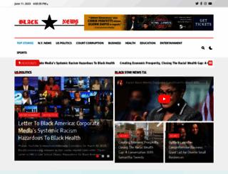 blackstarnews.com screenshot