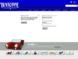 blackstone-labs.net screenshot