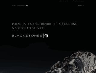 blackstones.eu screenshot