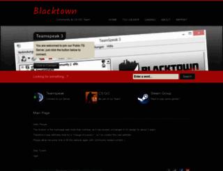 blacktown.eu screenshot