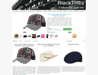 blacktrilby.com screenshot