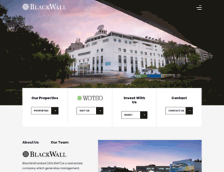 blackwallfunds.com.au screenshot