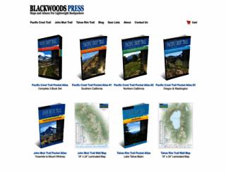 blackwoodspress.com screenshot