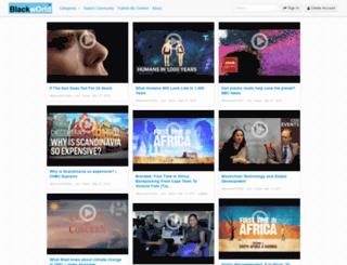 blackworld.com screenshot