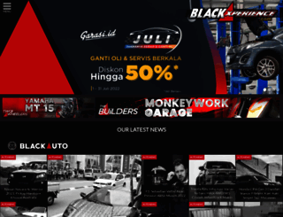 blackxperience.com screenshot