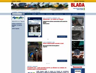 blada.com screenshot