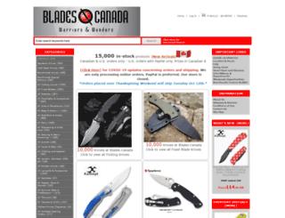 bladescanada.com screenshot