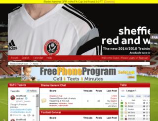 bladesonlineforum.boards.net screenshot
