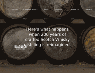 bladnoch.co.uk screenshot