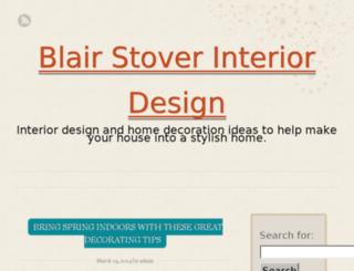 blairstoverinteriordesign.com screenshot