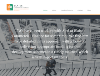 blaisecommercialfinance.co.uk screenshot