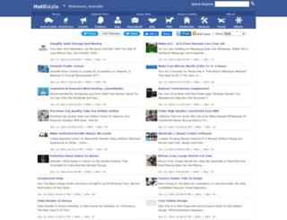 blakehurst.hotbizzle.com screenshot