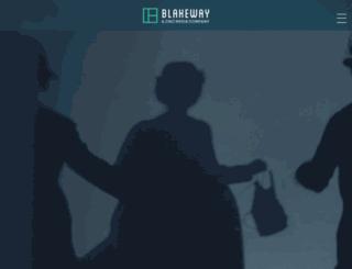 blakeway.co.uk screenshot