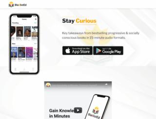 blaklisted.com screenshot