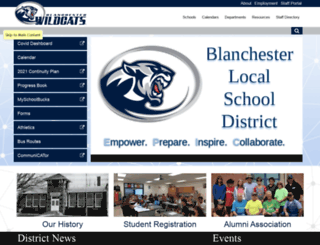 blan.org screenshot