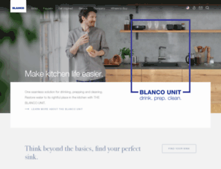 blancoamerica.com screenshot