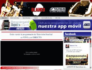 blancotv.tv screenshot