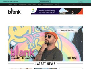 blankgc.com.au screenshot