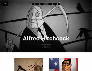 blankonblank.org screenshot