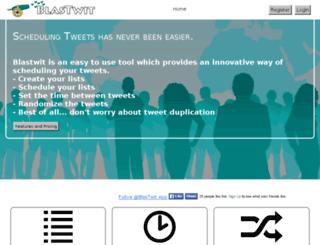 blastwit.com screenshot