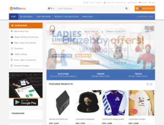 blazebay.com screenshot