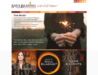 blazingborders.com screenshot