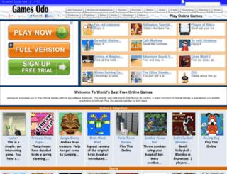 bldgames.com screenshot