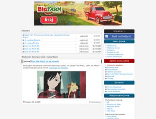 bleach.wbijam.pl screenshot