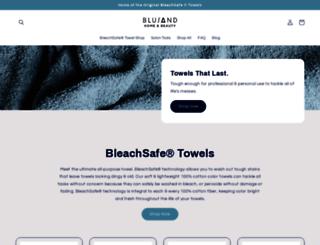bleachsafe.com screenshot