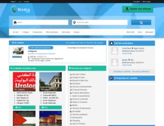 bledco.com screenshot