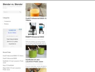 blender-vs-blender.com screenshot