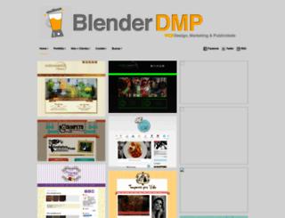 blenderdmp.com.br screenshot