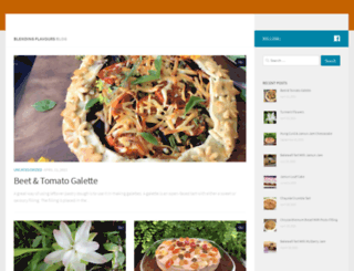blendingflavours.blogspot.my screenshot
