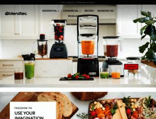 blendtec.com screenshot