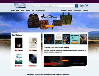 blessingsbigandsmall.com screenshot