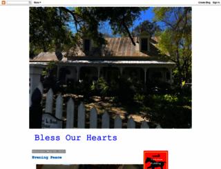blessourhearts.blogspot.com screenshot