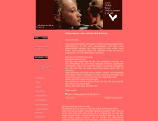 bleusurliledechloe.myblog.de screenshot