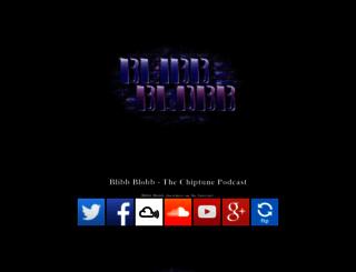 blibbblobb.blogspot.com screenshot