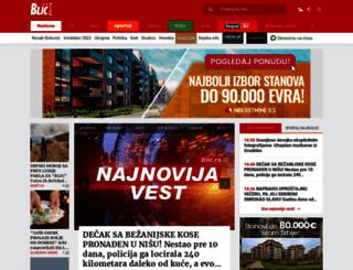 blic.rs screenshot
