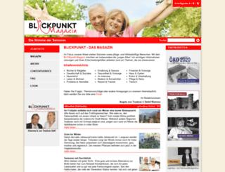 blickpunkt.net screenshot