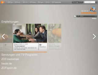 blickpunkt.zdf.de screenshot