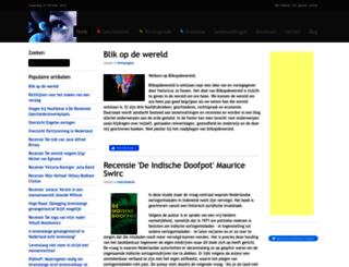 blikopdewereld.nl screenshot