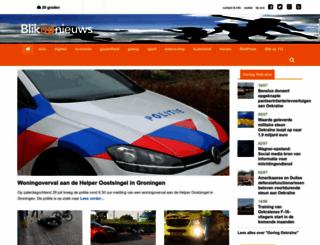 blikopnieuws.nl screenshot