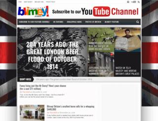 blimey.com screenshot